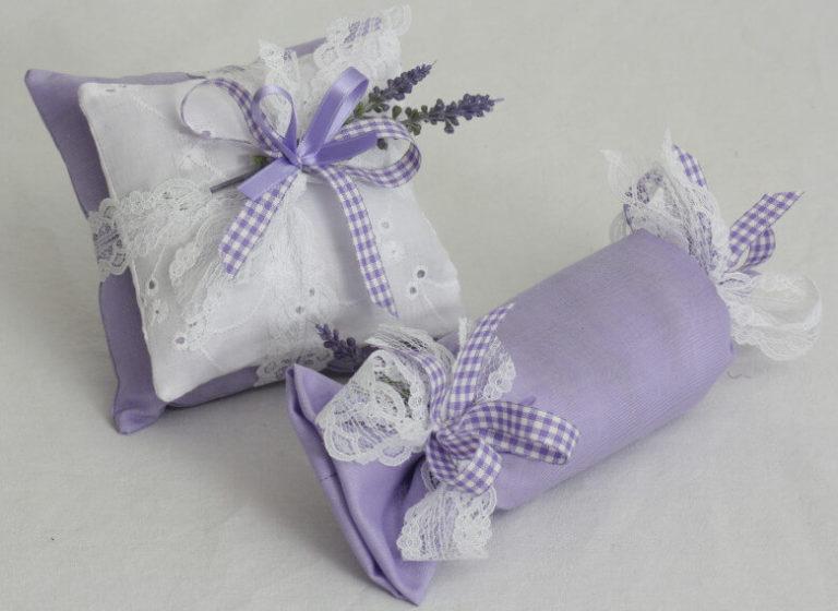 Lavendel Duftkissen Set